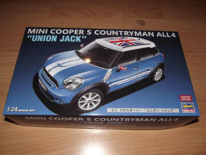 review mini cooper s countryman union jack hasegawa. Black Bedroom Furniture Sets. Home Design Ideas