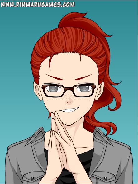 N Anime Character : Turn yourself into an anime character