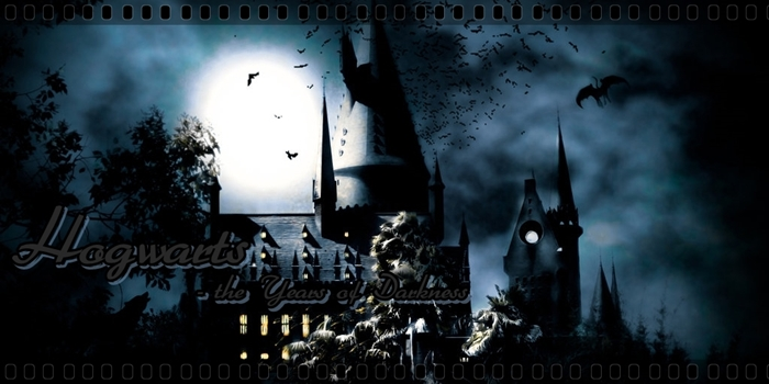 Hogwarts - The years of  Darkness