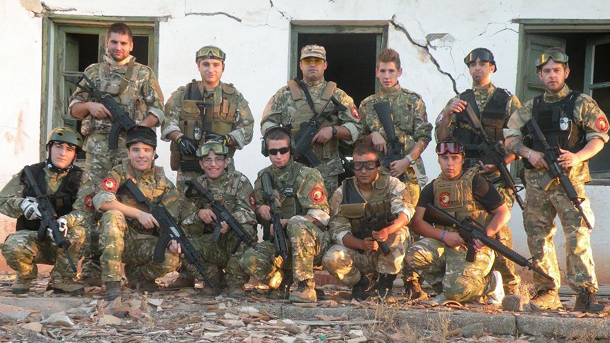 Mercenarios Airsoft Team