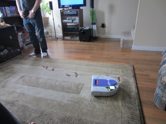 Robotic Vacuum Experience Recommendations Page 2