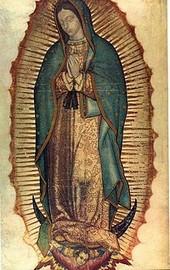 La Santisima Virgen Maria