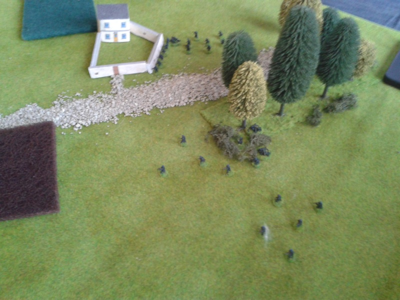 ww2 skirmish