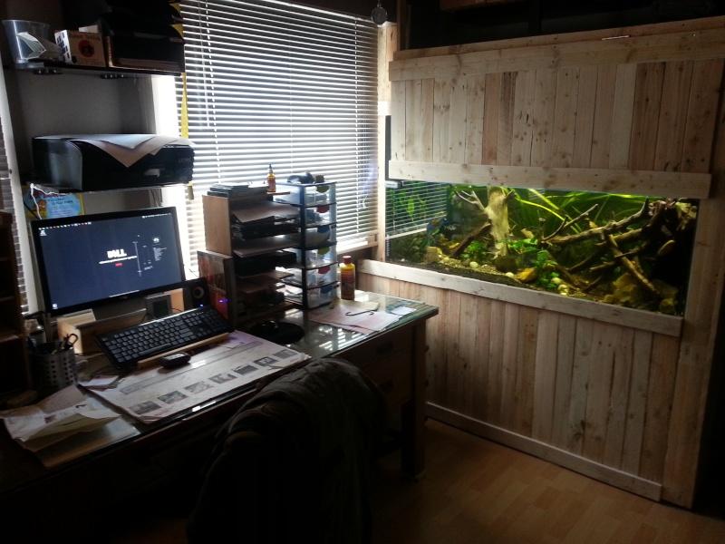 meuble aquarium fabrication maison. Black Bedroom Furniture Sets. Home Design Ideas