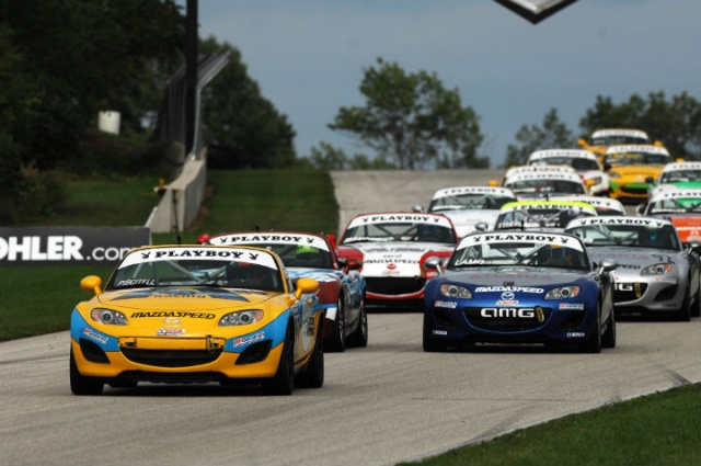Na mazda mx 5 cup car general discussion for Mazda motor of america inc