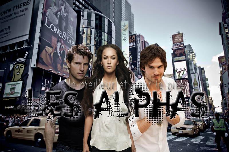Les Alphas.