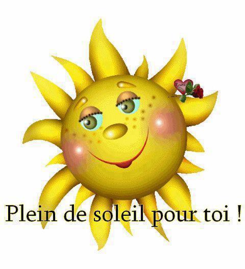 Plein De Soleil pour toi