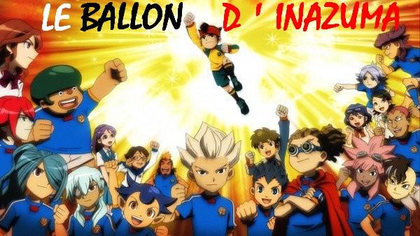 Le Ballon d'Inazuma