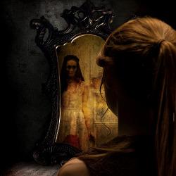 Reflet de l 39 me for Reflet dans le miroir