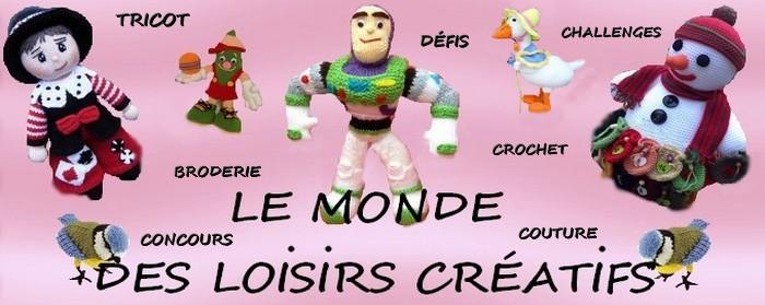 LE MONDE DES LOISIRS CRÉATIFS