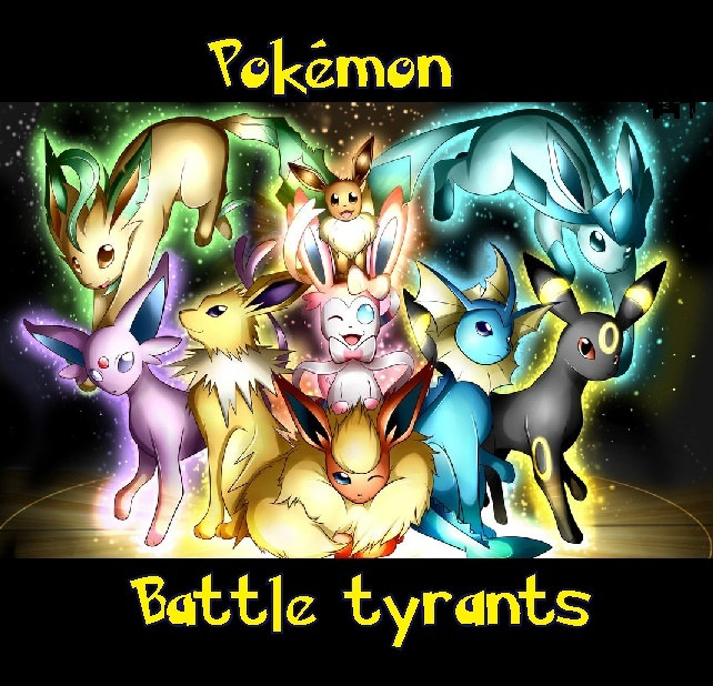 Pokemon Battle TyRaNtZ!!
