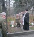 братское кладбище, первая мировая