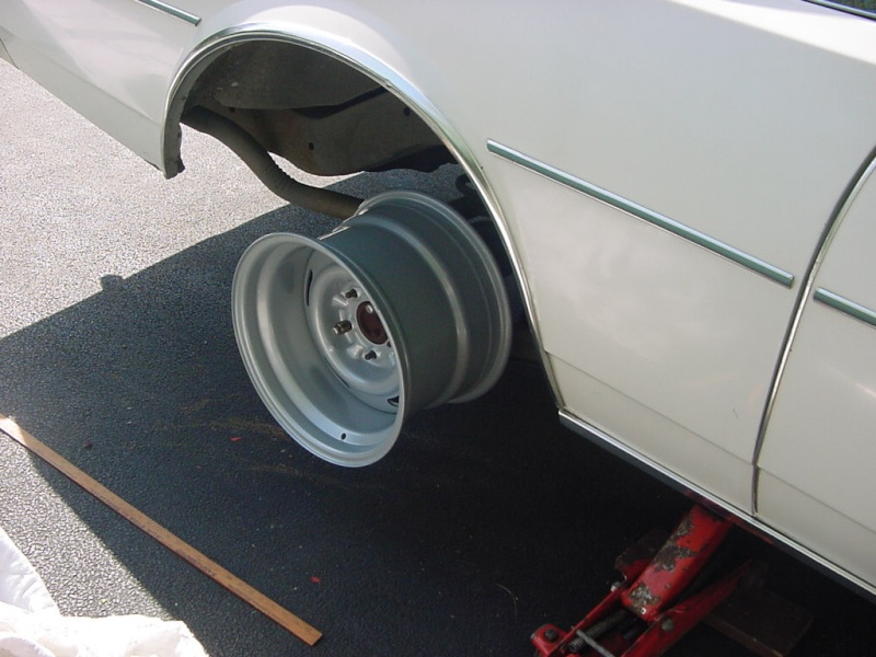 What Size Wheels Will Fit On Our Cars