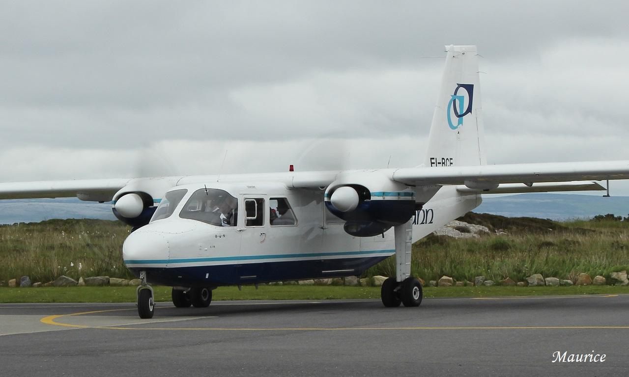 Connemara airport