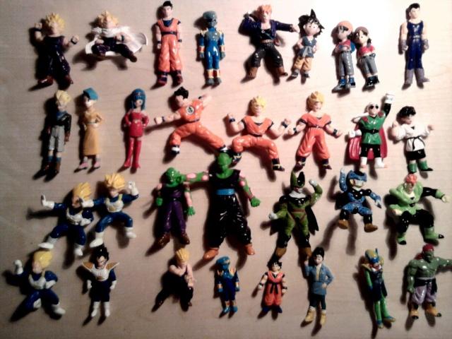 giocattoli dragon ball personaggi