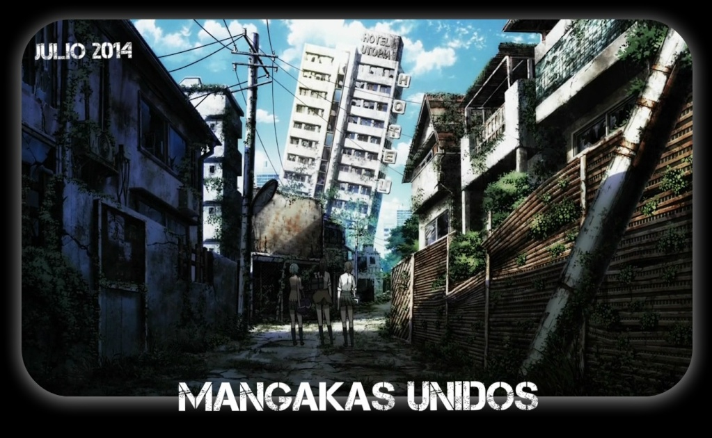 Mangakas Unidos: No son sólo artistas, son mangakas