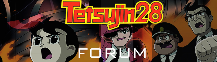Laserbolt5's Tetsujin 28 Forum