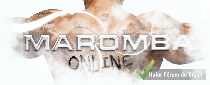 Maromba Online - O Maior site de fisiculturismo do Brasil