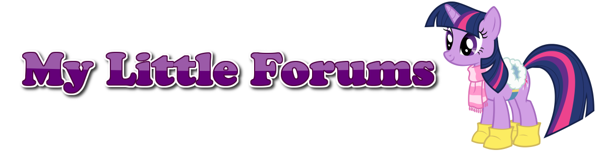 My Little Pony Forums