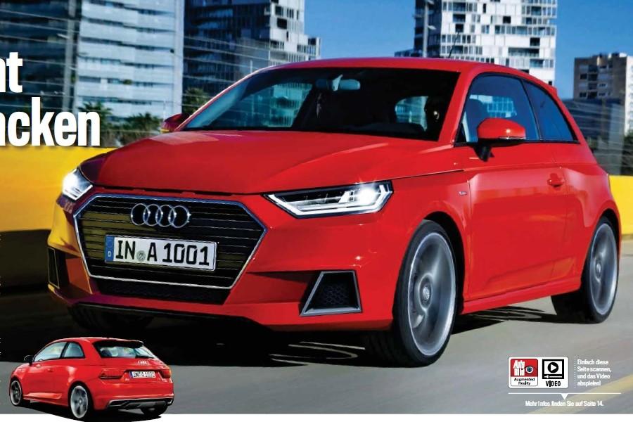 2017 Audi A1 Ii A1 Ii Sportback