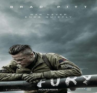 فلم Fury 2014 مترجم بجودة WEB-DL