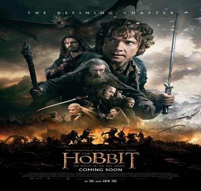 فلم The Hobbit Battle of the Five Armies 2014 مترجم HDCAM