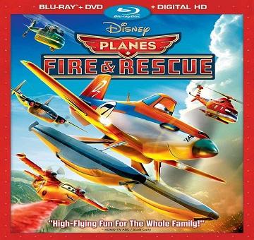 فلم Planes Fire and Rescue 2014 مترجم بنسخة BluRay