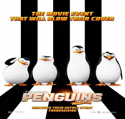 فلم Penguins of Madagascar 2014 مترجم بجودة CAM