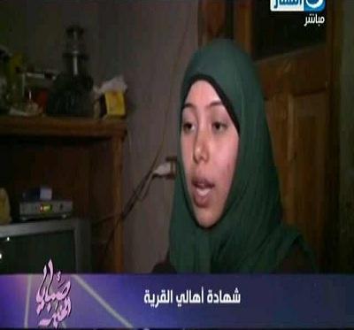 تعليقات أهالى القرية - برنامج صبايا الخير