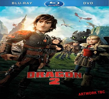 فلم How to Train Your Dragon 2 2014 مترجم بنسخة BluRay