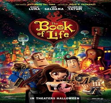 فلم The Book of Life 2014 مترجم بنسخة BluRay