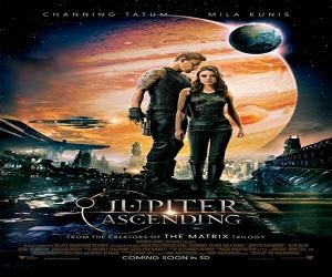 الأعلان و البوستر الرسمى لفيلم Jupiter Ascending 2015