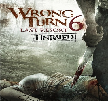 فلم Wrong Turn 6 Last Resort 2014 مترجم بنسخة BluRay