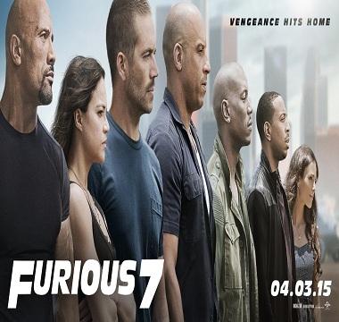 فيلم Furious 7 2015 مترجم نسخة كـــــام