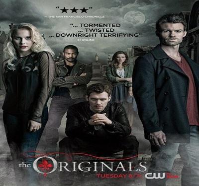 الحلقة الـ(3) The Originals 2014 مترجم الموسم الثانى