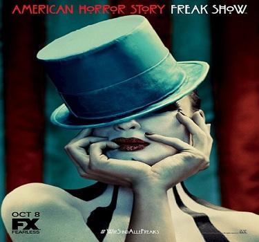 مترجم الموسم الرابع كامل من مسلسل American Horror Story 2014