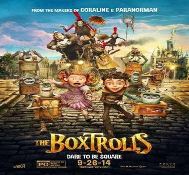 فلم The Boxtrolls 2014 مترجم بجودة HDCAM