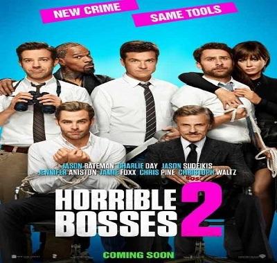 فلم Horrible Bosses 2 2014 مترجم بجودة HDRip