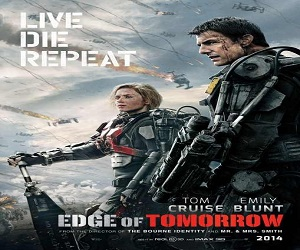 فلم Edge of Tomorrow 2014 مترجم بنسخة BluRay