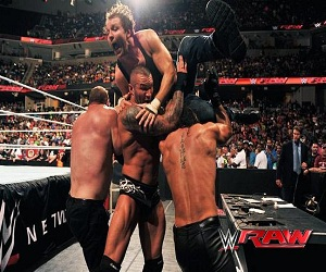 WWE Raw 22.09.2014