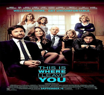 فلم This Is Where I Leave You 2014 مترجم بجودة HDRip
