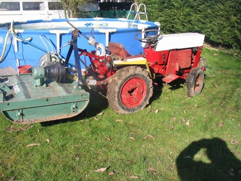 roue libre prise de force micro tracteur