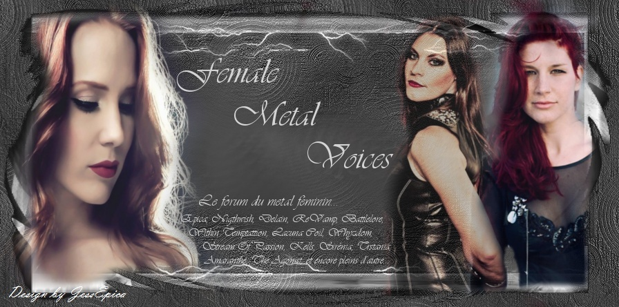 Female Metal Voices Forum
