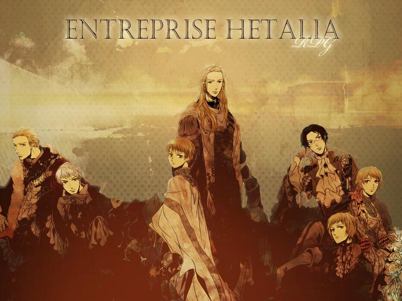 Entreprise Hetalia RPG