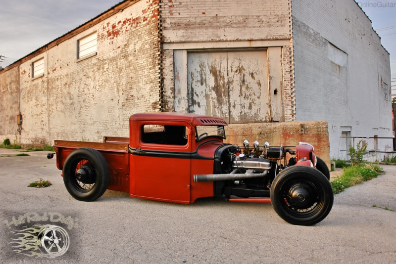 1933 34 Ford Hot Rod Page 3