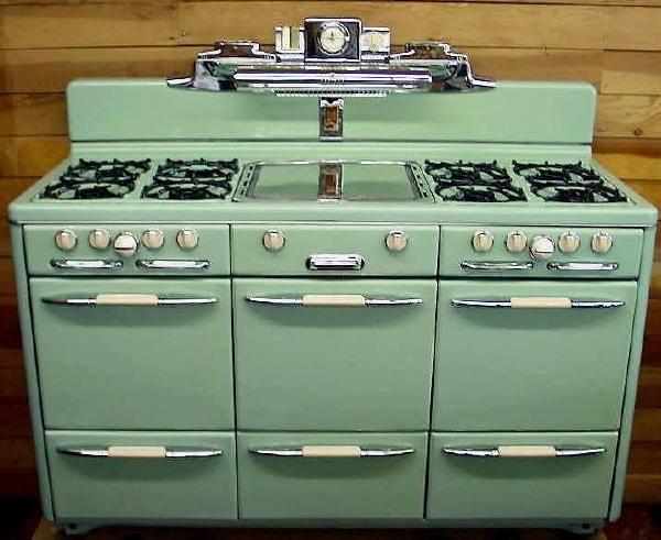 Electromenager De Cuisine Retro Robots Household