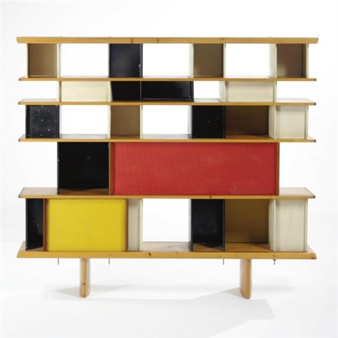 Charlotte perriand design - Bibliotheque perriand ...