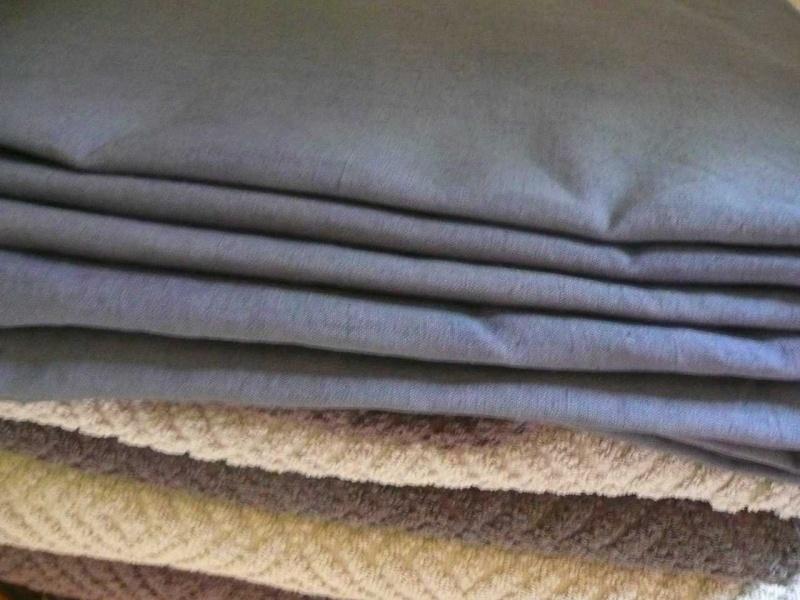 draps en lin. Black Bedroom Furniture Sets. Home Design Ideas