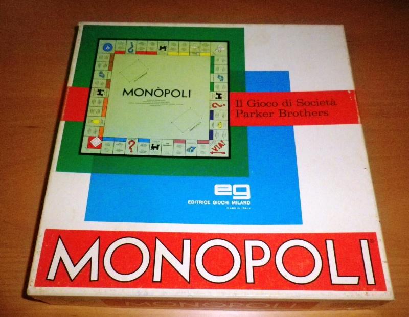 Monopoli gioco di societ in lire degli anni 80 codice 1600 molto raro - Monopoli gioco da tavolo ...