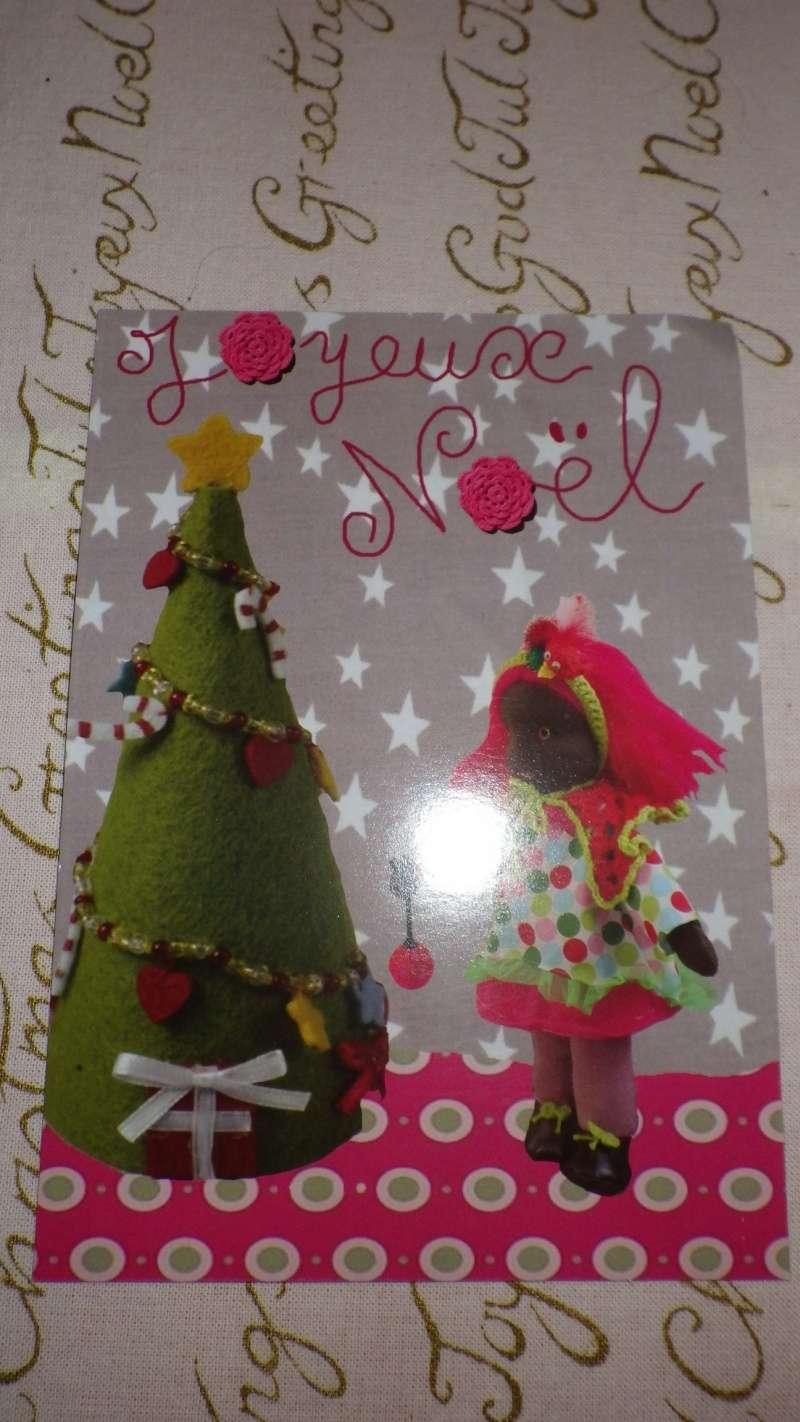 Enveloppes de Noël du forum Ottobre